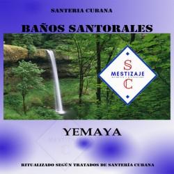 Baño de Hierba Yemaya