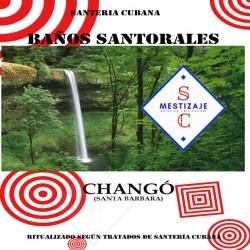 Baño de Hierba Chango - Este Baño de Hierbas es para vencer guerras , vencimiento y Firmezas , Protección . Tamaño bolsa 15cm x 20cm  ---- Trae instrucciones de empleo.