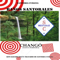 Baño de Hierba Chango