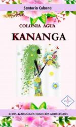 Colonia de KANANGA (Agua de Kananga) - Esta Colonia ( agua)  sirve para atraer prosperidad, suerte y amor. Elimina la negatividad y atraer lo positivo. Si se utiliza el Agua de Kananga convertirás tu hogar y tu vida en el centro de la felicidad, amor y de prosperidad en tus negocios, trabajo Con el Agua de Kananga atraeremos la buena suerte, favorece la pasión con tu pareja y mantiene las relaciones duraderas.  Gracias a su aroma dulce, notarás que reduces los nervios, ansiedad y tensión , conseguir liberar nuestros sentimientos y que se nos abran los caminos.  Tamaño 200 ml