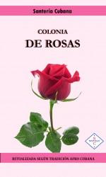 Agua de Rosa ( Autentica Cubana )