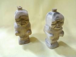 Muñecos de Madera Cedro ( 1und)