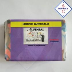 Jabón Esoterico 4 Ventas