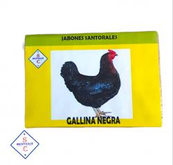 Jabón Esoterico Gallina Negra