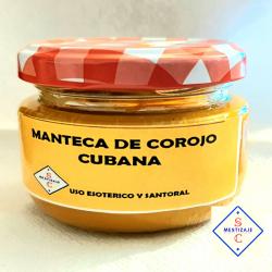 Manteca corojo Cubana (135 ml)