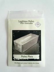 Polvo PLATA -  Este polvo esoterico, elaborado con auténticas hierba, palos , metal y precipitado según su propósito es 100%efectivo para rituales y obras esotericas